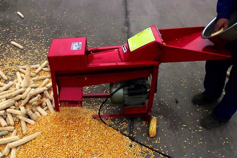 Corn Thresher supplier siliguri