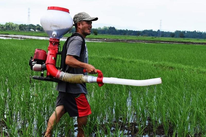 Fertilizer Applicater dealer siliguri