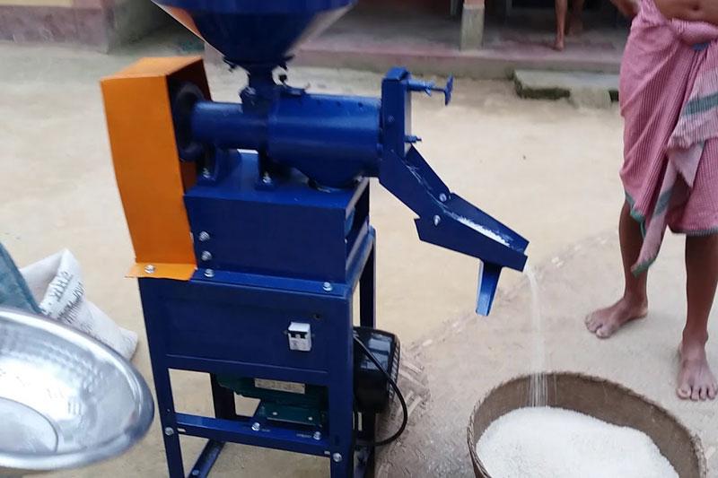 Rice Mill supplier siliguri